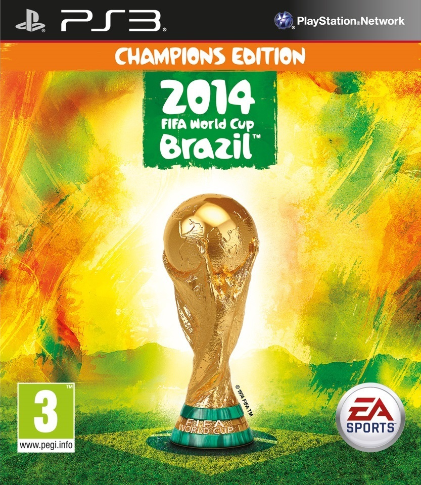 FIFA 2014 World Cup. Champions Edition