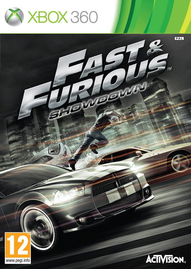 Fast  Furious: Showdown