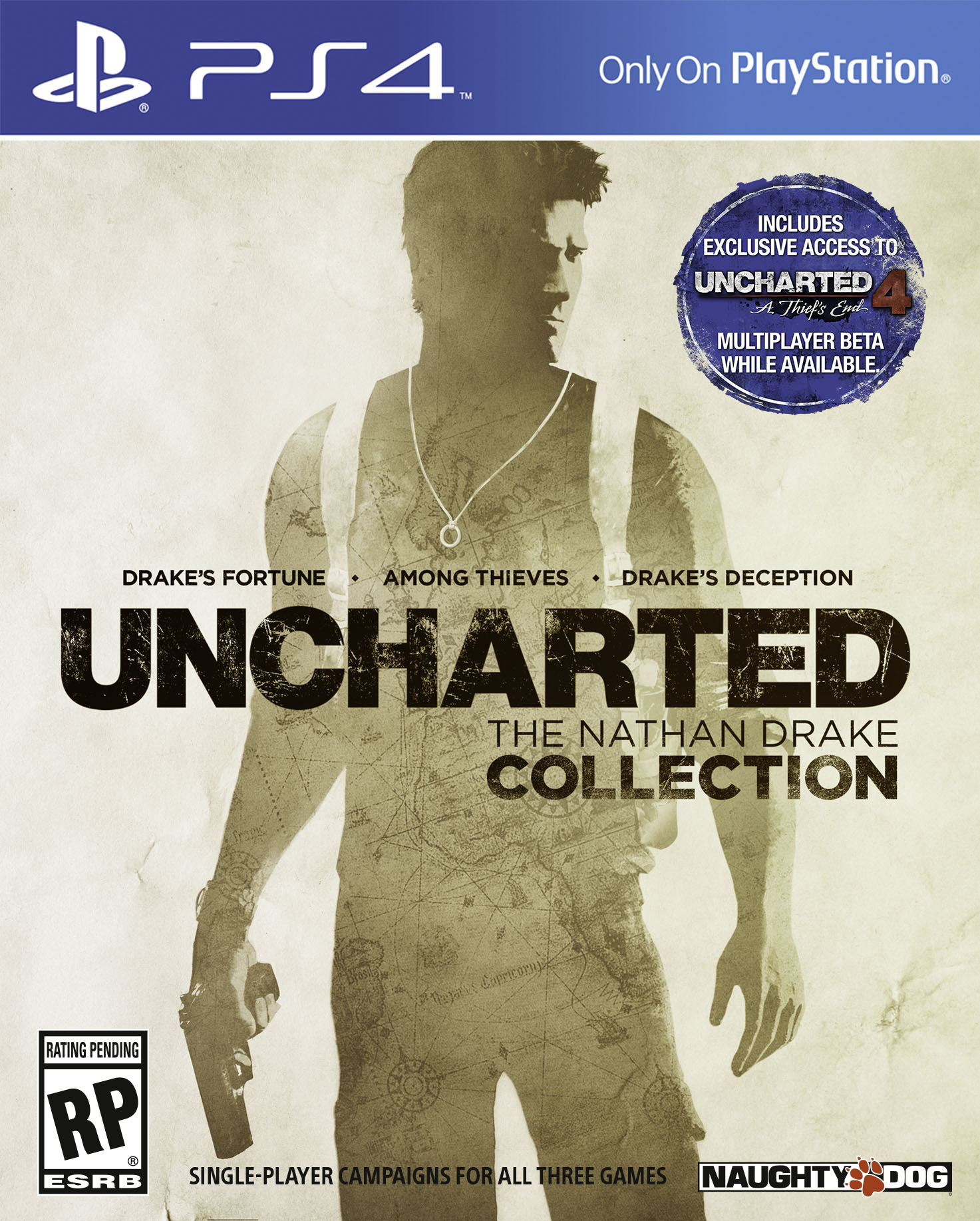 Uncharted: Натан Дрейк. Kоллекция (Uncharted: The Nathan Drake Collection) (Рус)