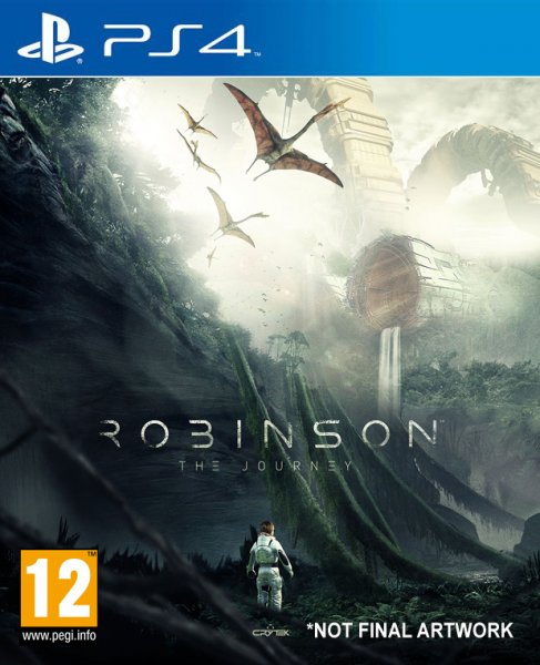 Robinson: The Journey (для PS VR) (Рус)