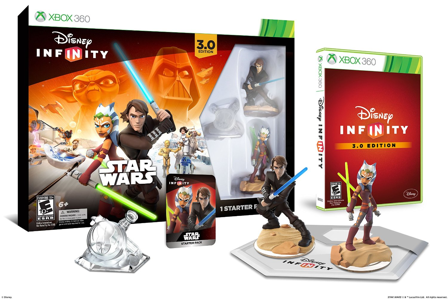 Disney Infinity 3.0: ��������� ����� Star Wars