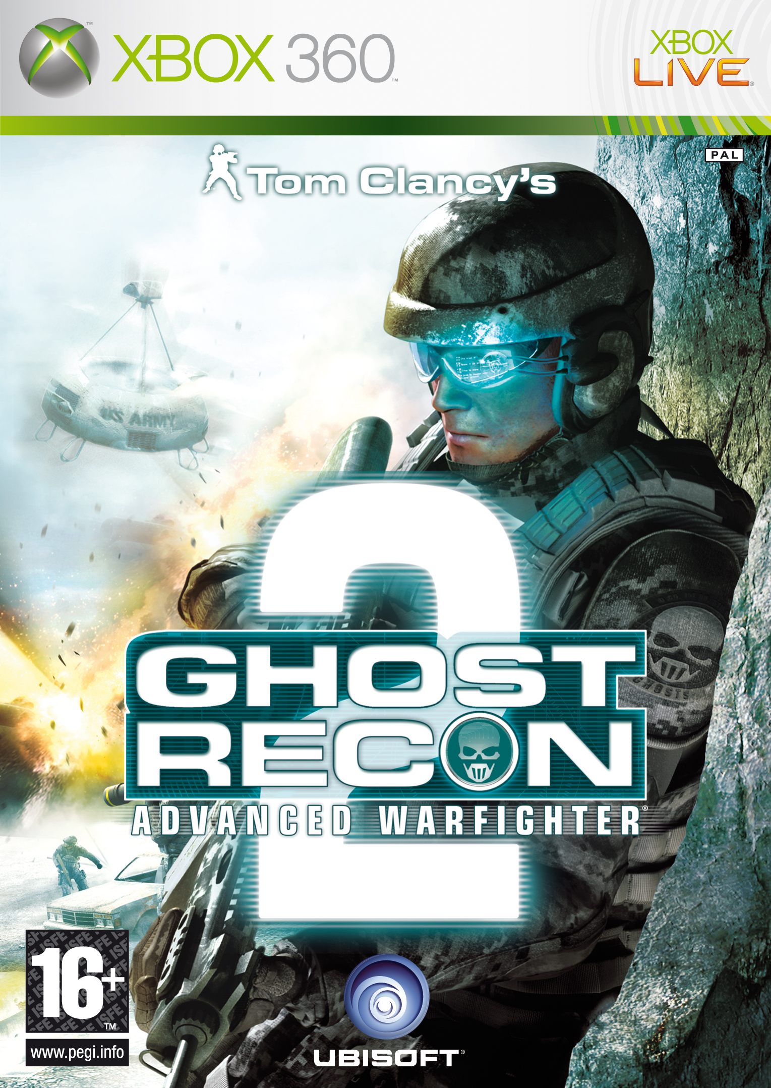 Tom Clancys Ghost Recon: Advanced Warfighter 2 Legacy Edition