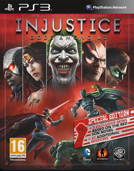 Injustice: Gods Among Us Soviet Edition ( Рус.)