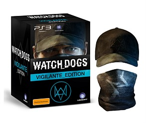 Watch Dogs. Vigilante Edition (Pус)
