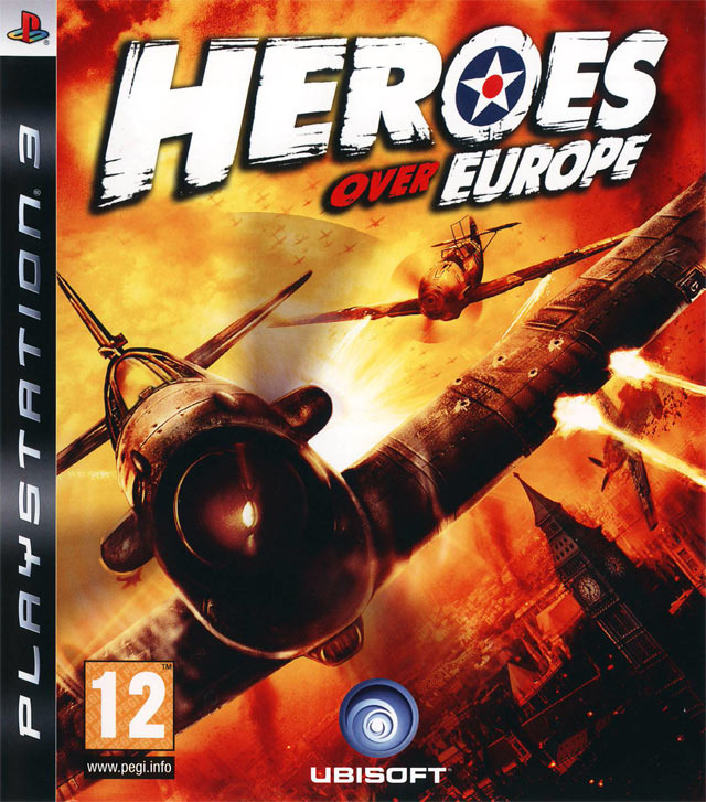 Heroes Over Europe