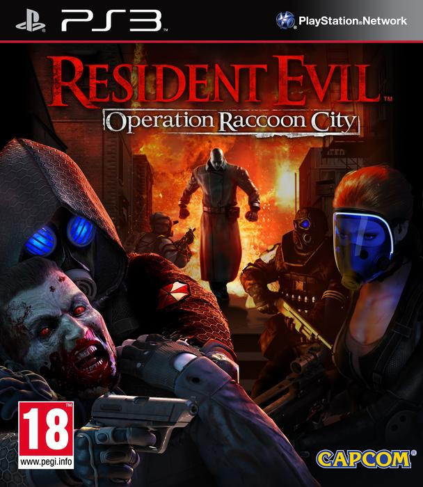 Resident Evil: Operation Raccoon City (Рус)