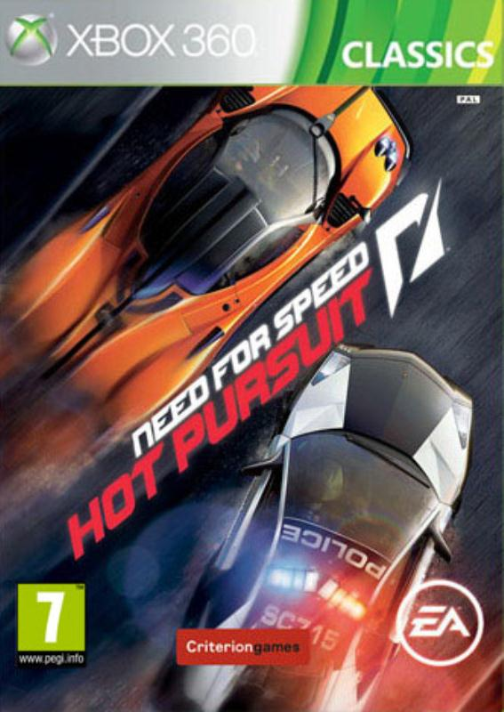 Need for Speed Hot Pursuit Classic