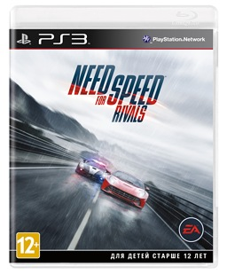 Need for Speed Rivals (Essentials) (Рус)
