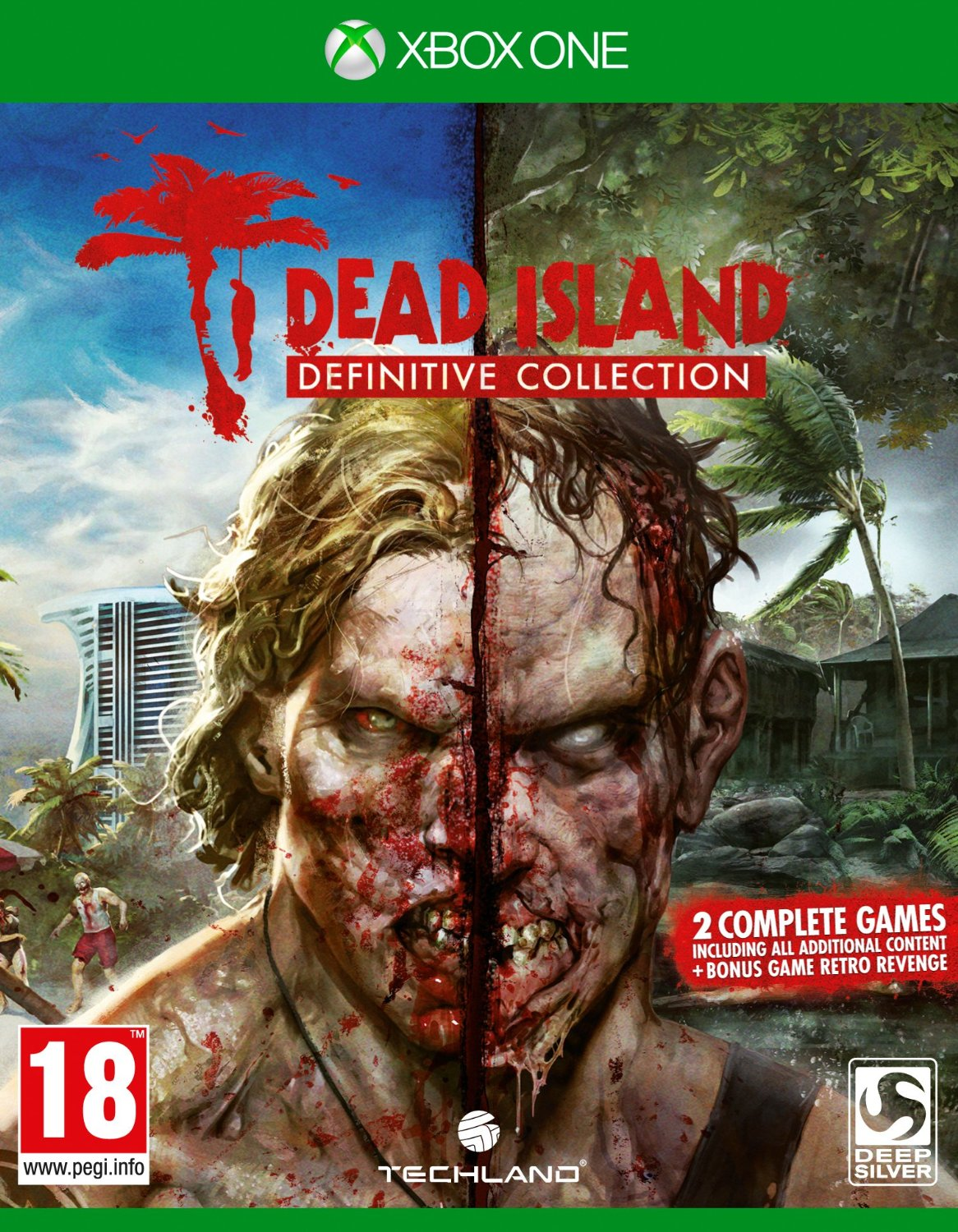 Dead Island Definitive Collection (Рус)