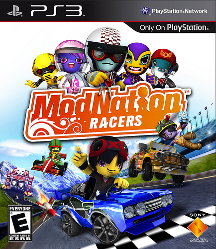 ModNation Racers (Рус)
