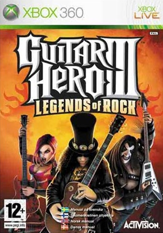 Guitar Hero III Legends of Rock