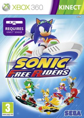 Sonic Free Riders (для Kinect)