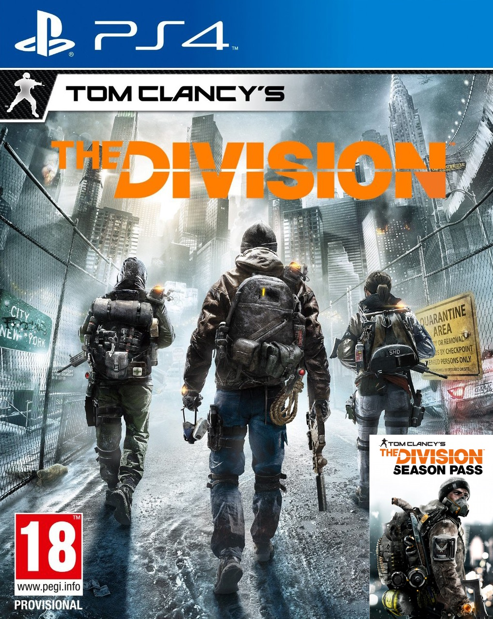 Tom Clancys The Division + Season Pass (Рус)