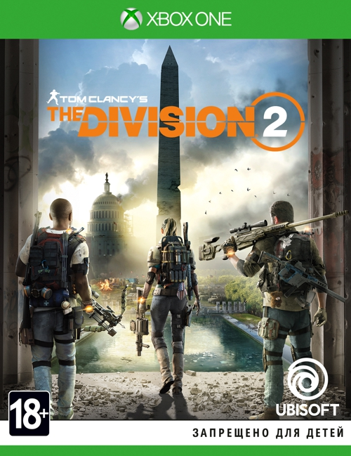 Tom Clancy's The Division 2 [Рус]