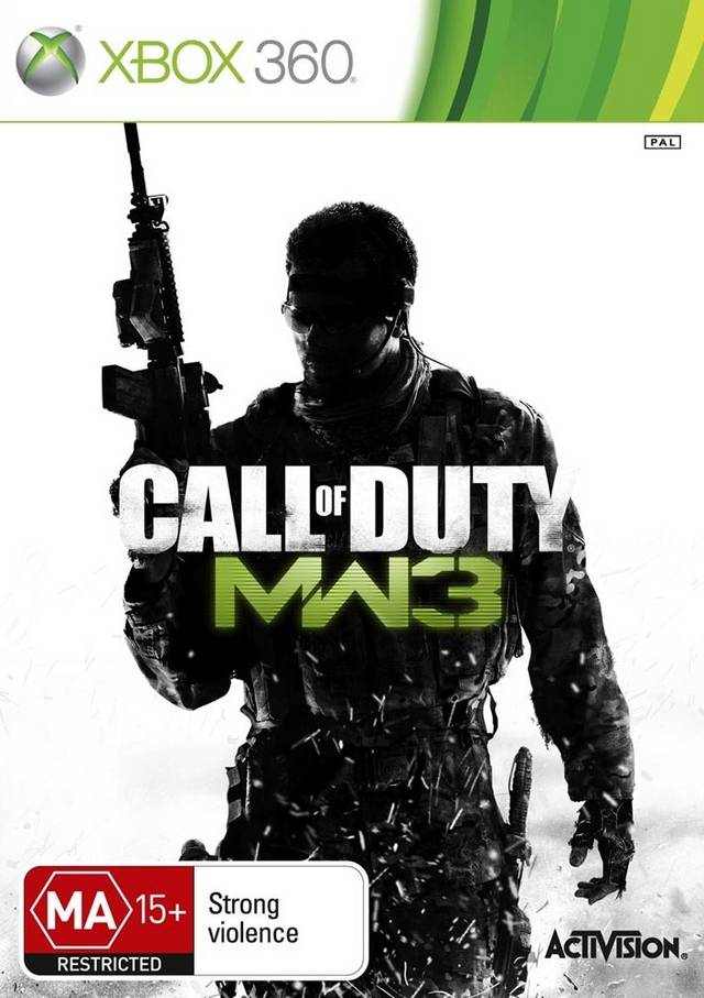 Call Of Duty: Modern Warfare 3 (Classics) (Рус)