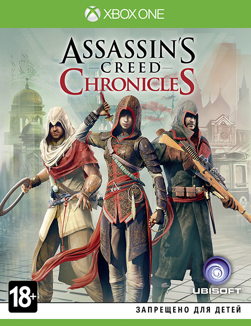 Assassin's Creed Chronicles: Трилогия (Рус)
