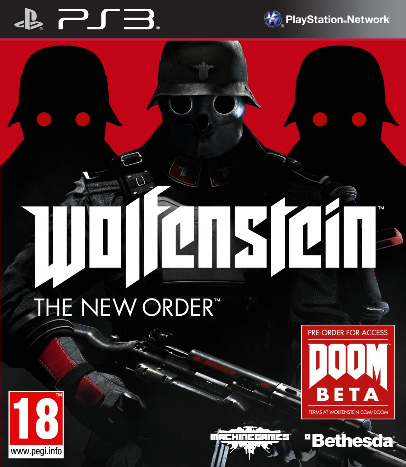 Wolfenstein: The New Order (Рус)