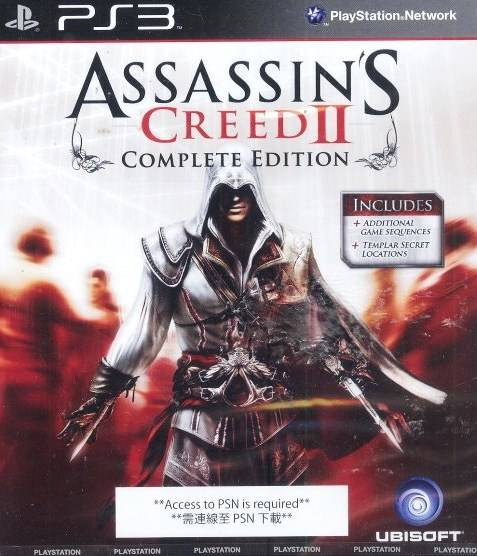 Assassin's Creed 2 Complete Edition (Рус)