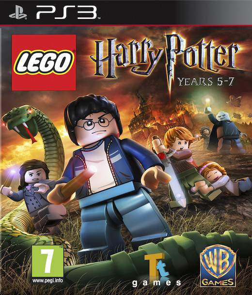 LEGO Harry Potter: Years 5-7 (����� ������: ���� 5-7)