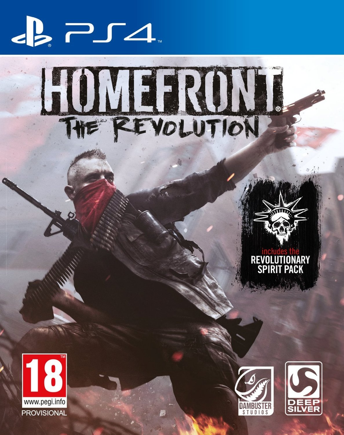 Homefront: The Revolution. Day One Edition (Рус)
