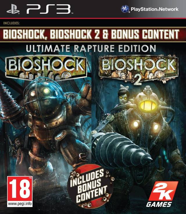 Bioshock Ultimate Rapture Edition (Bioshock + Bioshock 2)