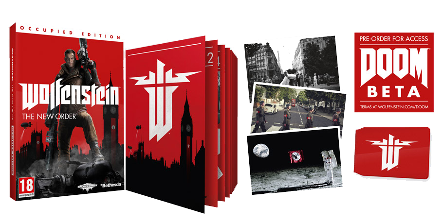 Wolfenstein: The New Order occupied edition (Рус)