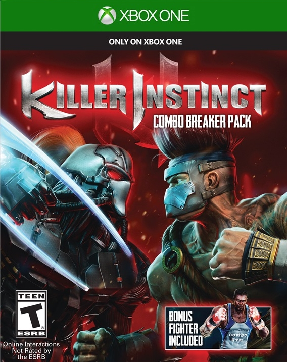 Killer Instinct Combo Breaker Pack (���)