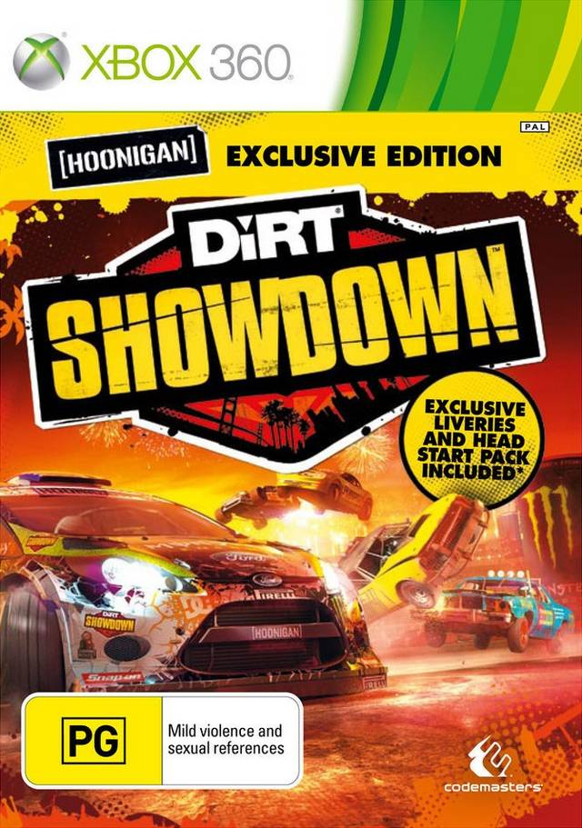 DIRT Showdown Hoonigan Edition