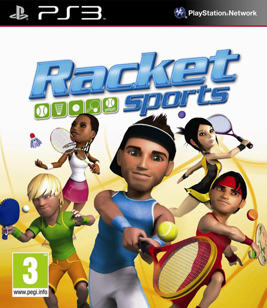 Racket Sports (для PS Move)