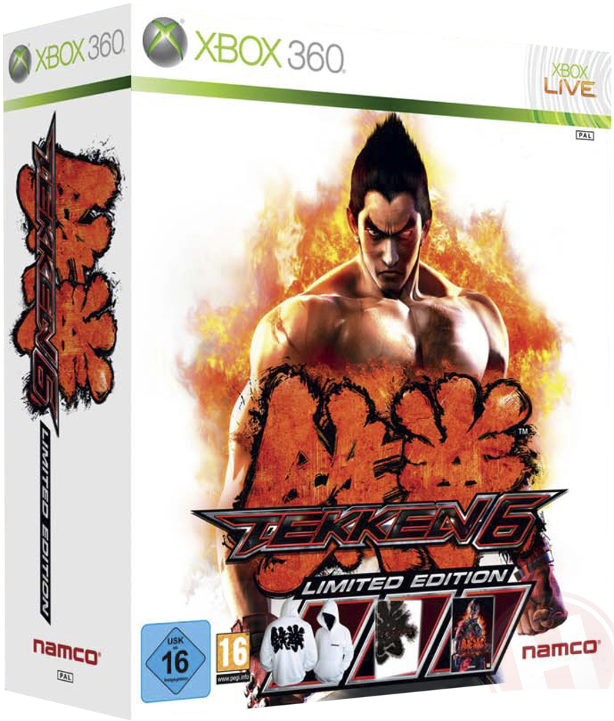 Tekken 6 Limited Edition