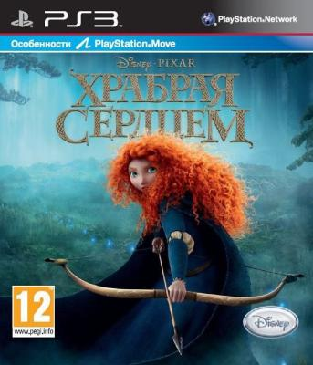 ������� ������� (Disney/Pixar Brave: The Video Game) (������������ PS Move)