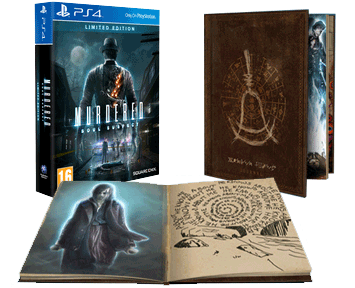 Murdered: Soul Suspect Limited Edition (Рус)