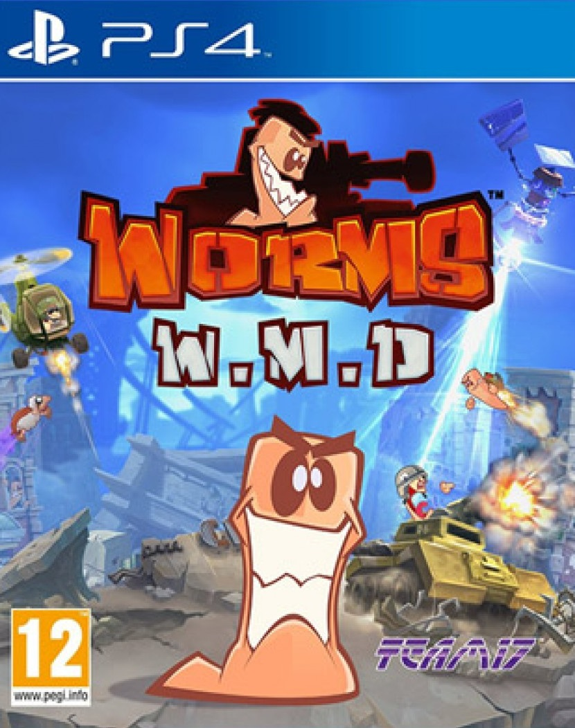 Worms W.M.D. (Рус)