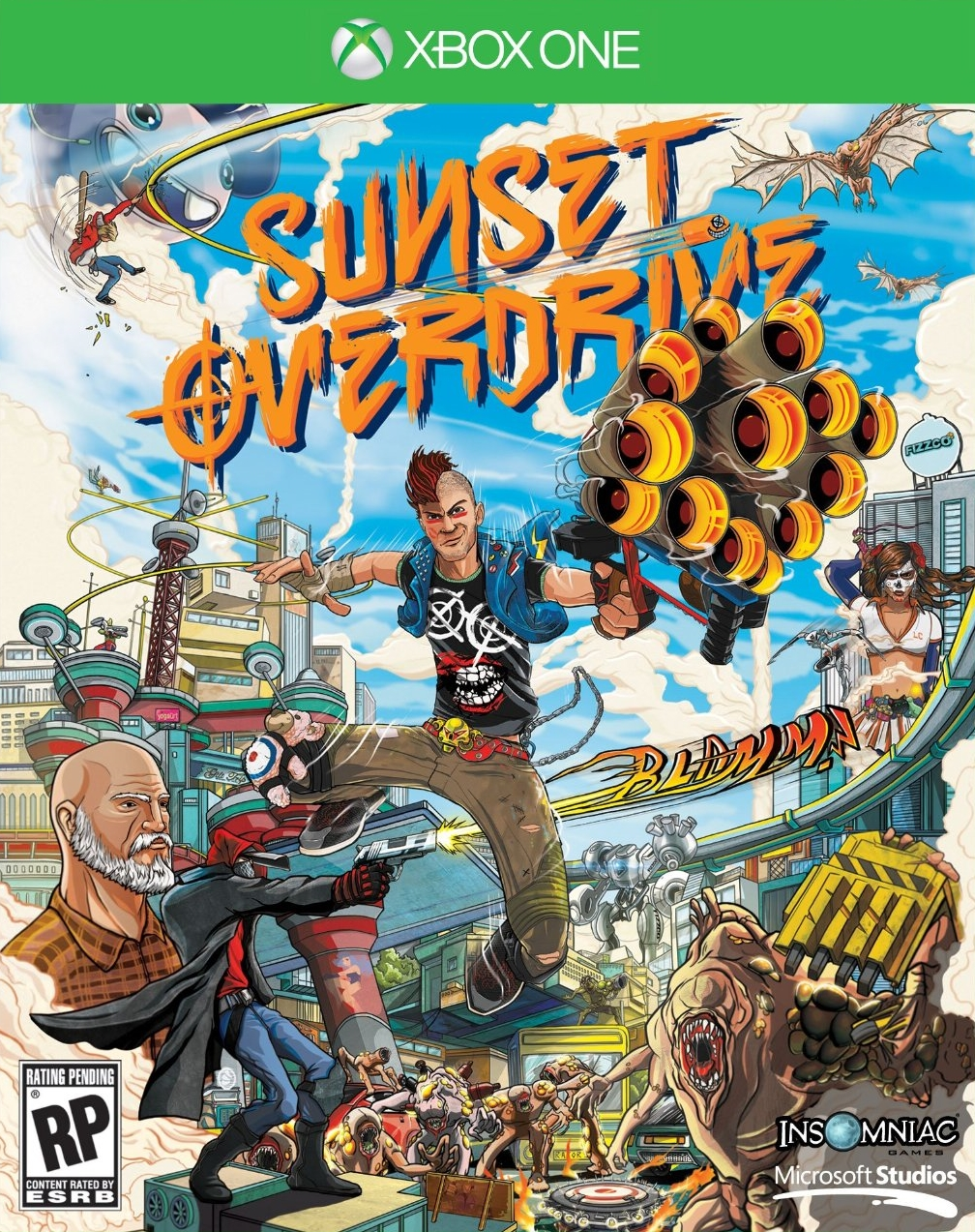 Sunset Overdrive (Рус)