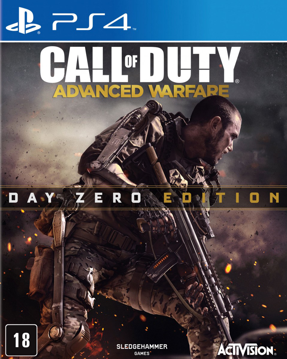 Call of Duty: Advanced Warfare Day Zero Edition (Рус)