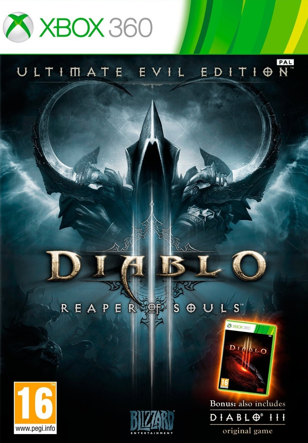 Diablo III (3): Reaper of Souls. Ultimate Evil Edition (���)