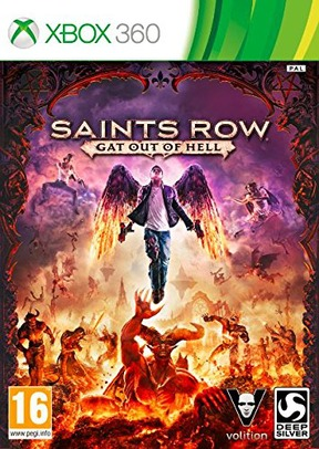 Saints Row: Gat Out Of Hell (���)