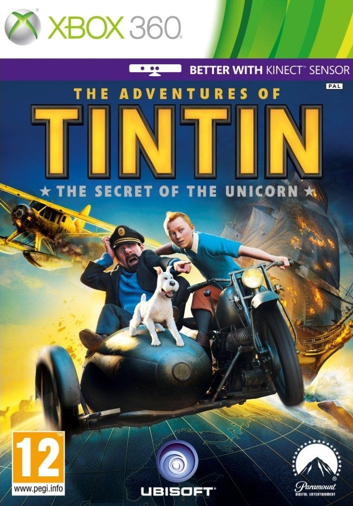 The Adventures of Tintin: The Game