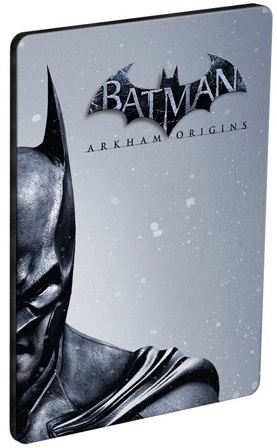 Batman: Arkham Origins Steelbook Edition