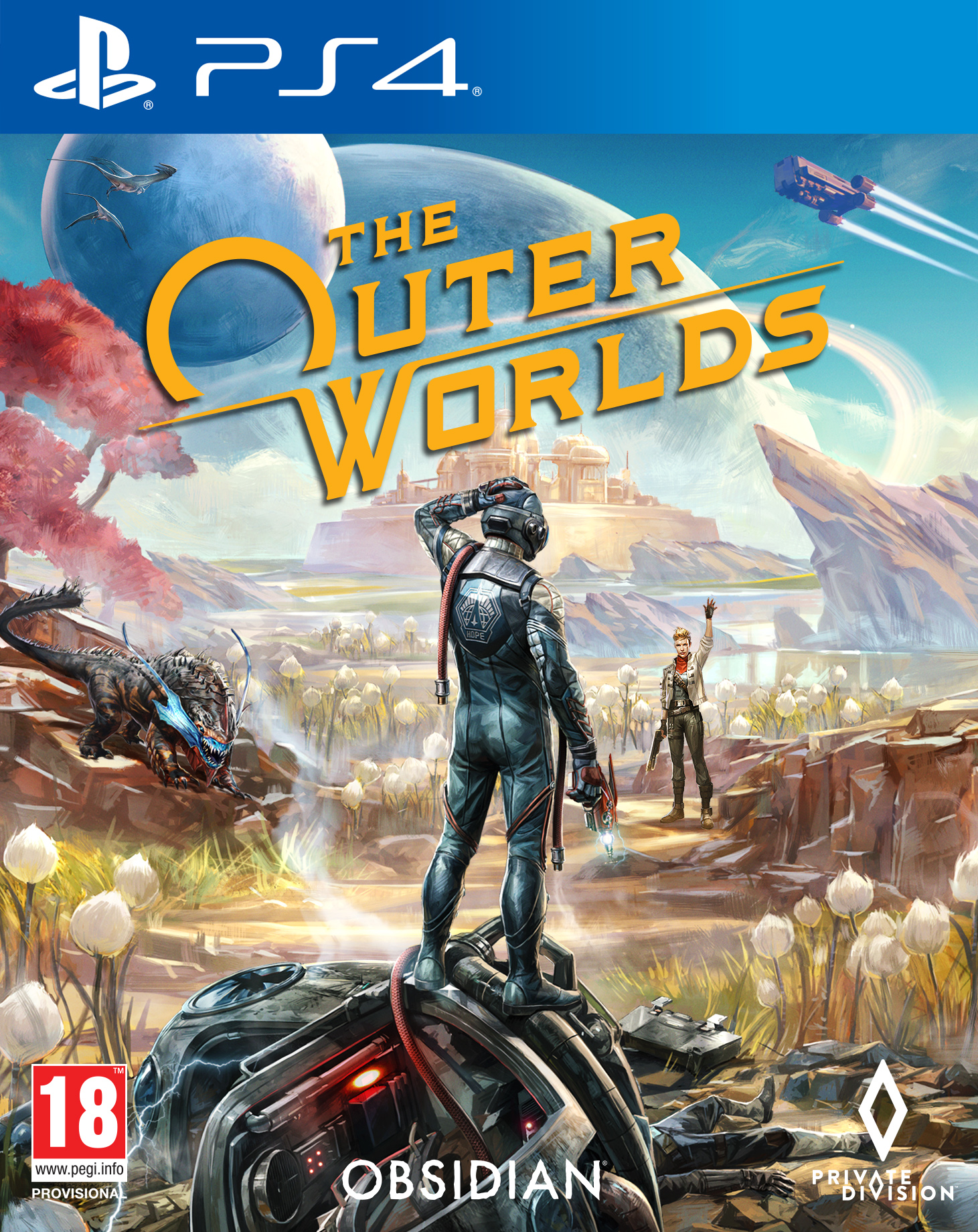 The Outer Worlds (Рус)