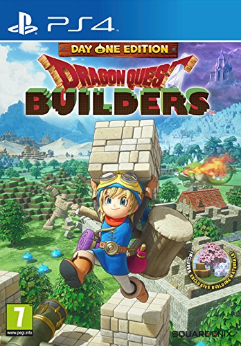 Dragon Quest Builders. Day One Edition