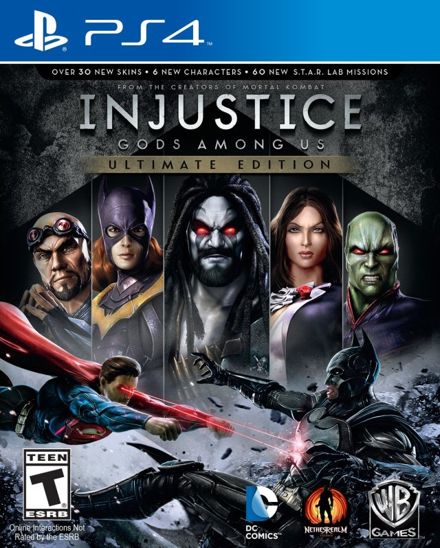 Injustice: Gods Among Us Ultimate Edition (Рус)