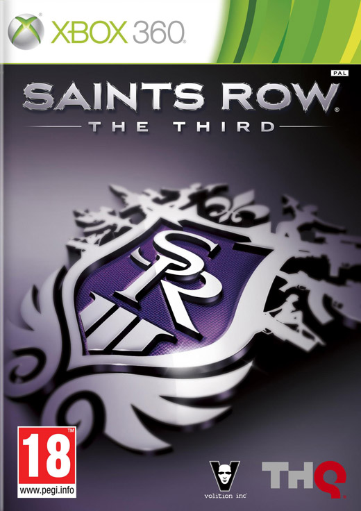 Saints Row: The Third (Рус)