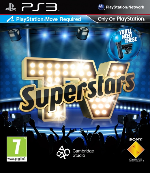 TV Superstars (для PS Move) (Рус)