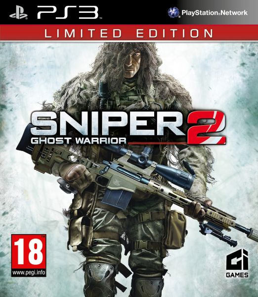 Sniper: Ghost Warrior 2 Limited Edition (Рус)