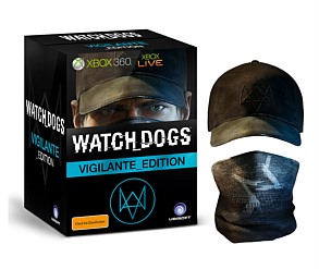 Watch Dogs. Vigilante Edition (Рус)