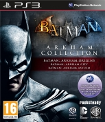 Batman Arkham Trilogy (Рус)