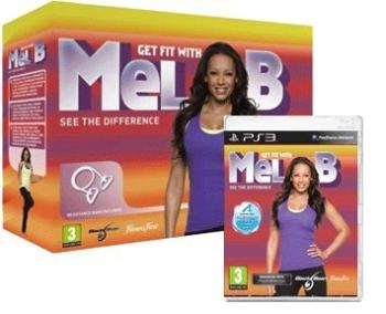 Get Fit With Mel B (������������ PS Move)