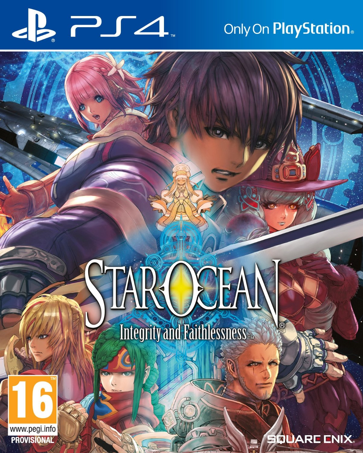 Star Ocean V Integrity and Faithlessnes