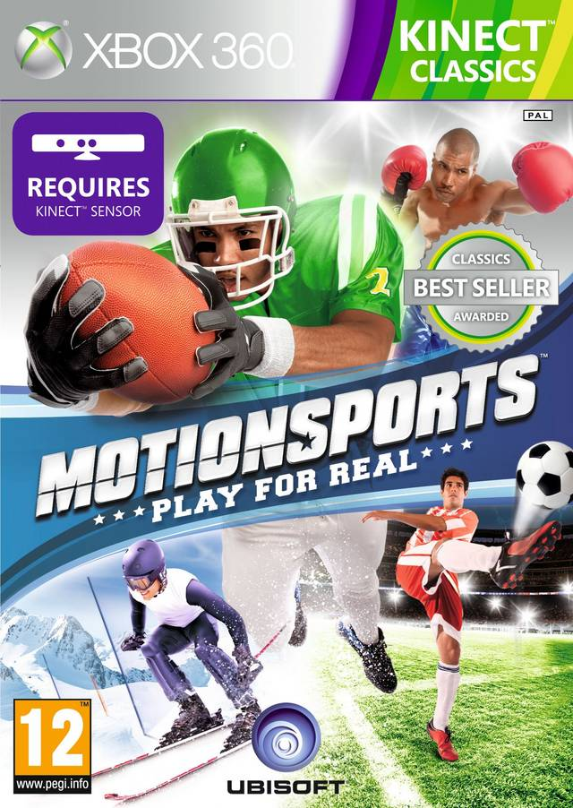 MotionSports: Play for Real Classics (для Kinect)